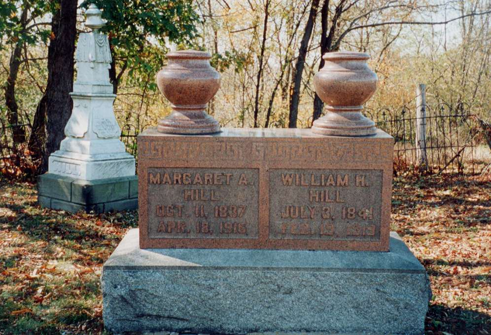 William Horner Hill and Margaret A. Hill