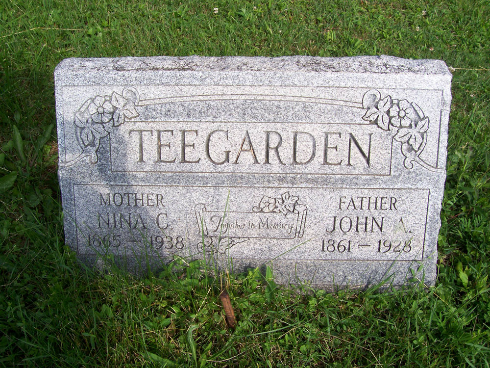 Nina and John Teegarden