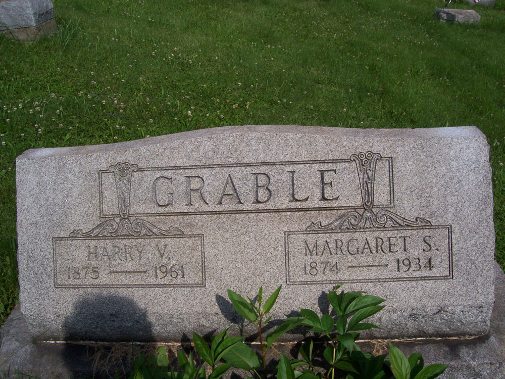 Harry and Margaret Grable
