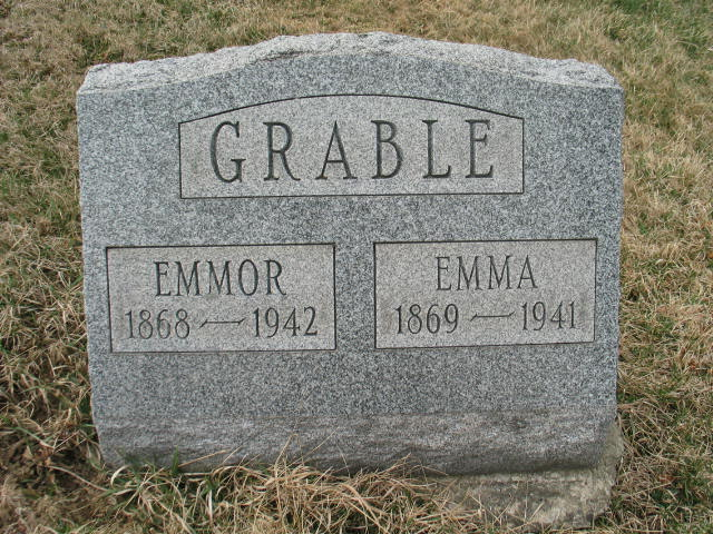 Emmor and Emma Grable