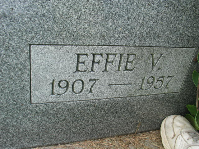 Effie V. Philp
