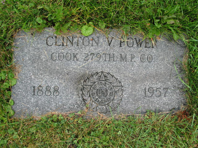 Clinton V. Power