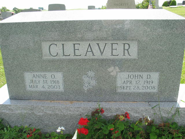 Anne Cleaver