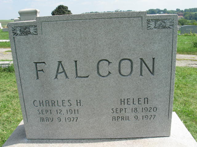 Charles H. and Helen Falcon