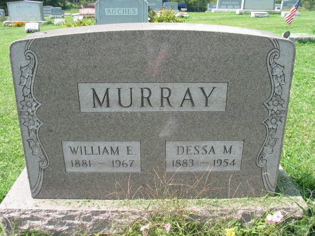 William E. and Dessa M. Murray