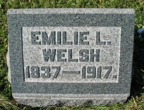 Emilie L. Welsh