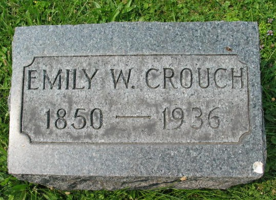 Emily W. Crouch