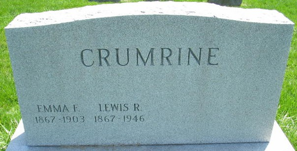 Emma F. and LEwis R. Crumrine