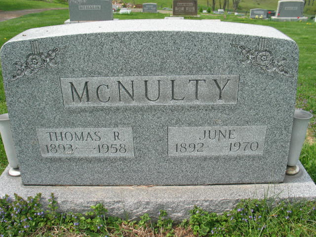 Thomas R. and June McCnulty
