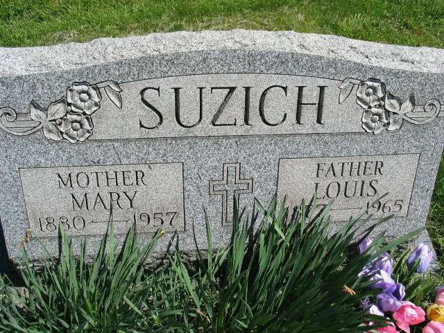 Mary and Louis Suzich