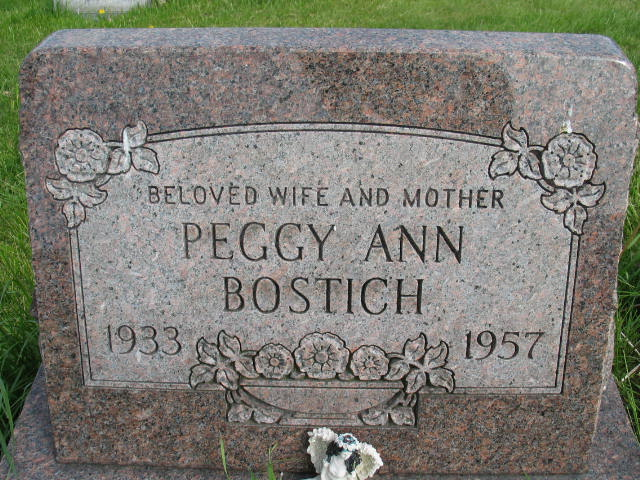 Peggy Ann Bostich